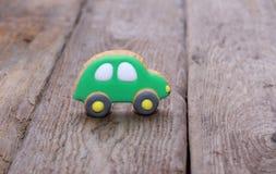 Cookies do carro Imagem de Stock