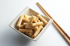 Cookies do chinês tradicional Imagem de Stock