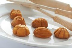 Cookies do chinês tradicional Fotografia de Stock