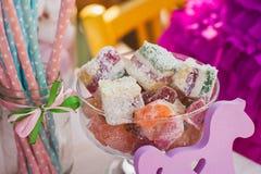 Cookies do feriado Imagens de Stock