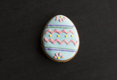 Cookies do pão-de-espécie Foto de Stock Royalty Free