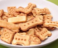 Cookies for Dogs Stock Images