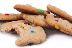 Cookies dos doces Fotos de Stock Royalty Free