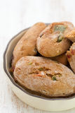 Cookies with dry fruits Stock Photos