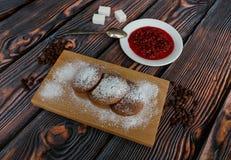 Cookies e doce Fotos de Stock Royalty Free
