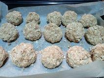 Cookies festivas Anzac imagem de stock royalty free