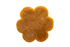 Cookies flower Stock Photography