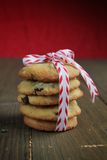 Cookies gift Stock Image