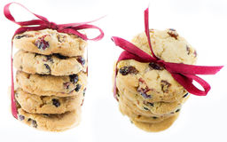 Cookies gift Stock Photography