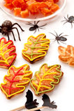 Cookies for Halloween Stock Image