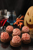 Cookies for Halloween Stock Photography