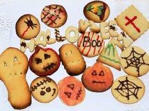 Cookies halloween Royalty Free Stock Photography