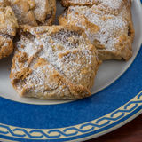 Cookies. Handmade cookies from italian traditional pastry, sweet and tasty Stock Photo