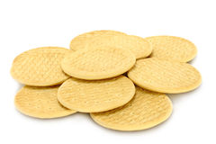 Cookies heap Stock Photography
