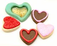 Cookies heart Stock Photo