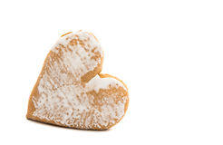 Cookies heart Royalty Free Stock Image
