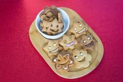 Cookies. Stock Photography