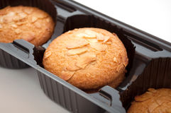 Cookies In A Box Stock Image