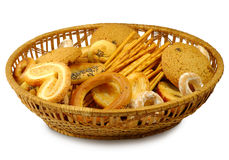 Cookies isolate Royalty Free Stock Image