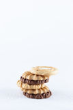 Cookies on isolated. Stock Photo