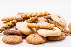 Cookies isolated Royalty Free Stock Image