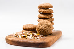 Cookies isolated Royalty Free Stock Images