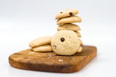 Cookies isolated Royalty Free Stock Photos