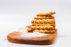 Cookies isolated Stock Photo