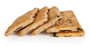 Cookies. Isolated on white background Stock Image