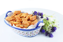 Cookies italian cantuccini Royalty Free Stock Images