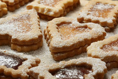 Cookies with Jam IV Stock Image