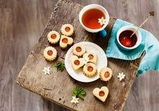 Cookies Stock Photography