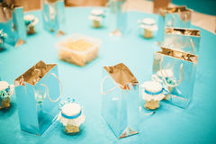 Cookies in jars Royalty Free Stock Photo
