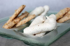 Cookies Ladyfingers Stock Image