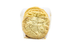 Cookies macadamia Royalty Free Stock Image