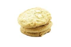 Cookies macadamia Stock Image