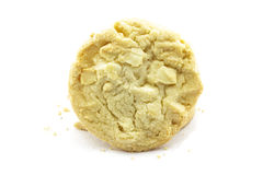 Cookies macadamia Royalty Free Stock Photos