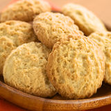 Cookies Made with Maca Powder Stock Photography