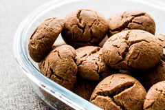 Cookies are made by Siyez Flour, Einkorn or Kaplica & x28;Triticum monococcum& x29;. Cookies are made by Siyez Flour Triticum monococcum. Organic Food Royalty Free Stock Images