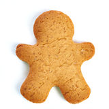 Cookies man isolated Stock Photo