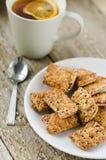 Cookies no Imagens de Stock Royalty Free
