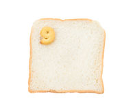 Cookies numbers with bread containing letters - 9 Stock Images