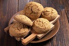 Cookies oatmeal Stock Photos