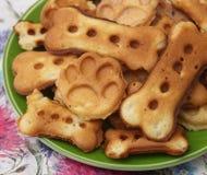 Cookies para cães Fotos de Stock