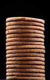 Cookies pile Royalty Free Stock Photos