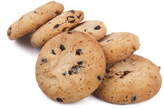 Cookies Pile Royalty Free Stock Photography