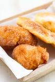 Cookies portuguesas Fotografia de Stock