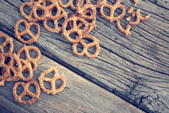 Cookies pretzels Royalty Free Stock Photography