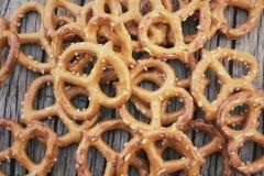 Cookies pretzels Stock Photo