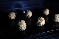 Cookies Ready to bake Stock Photos